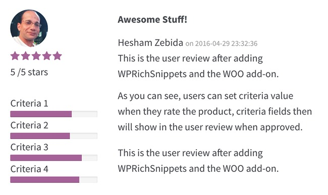 one-user-review